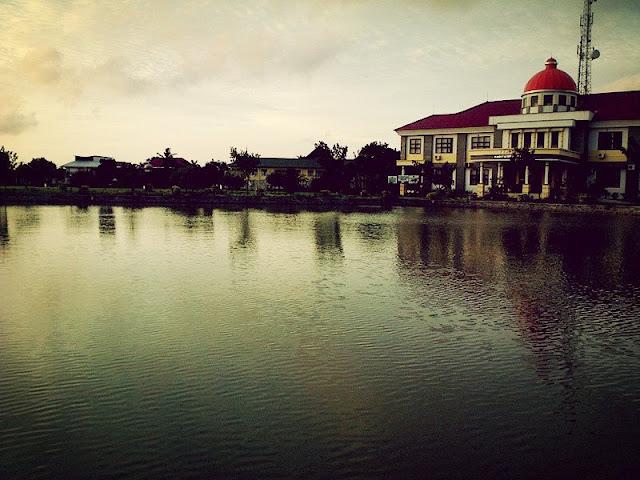 Gedung BPD Kabupaten Pinrang