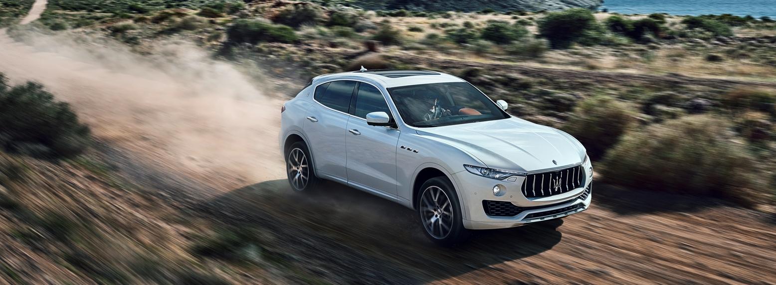 Maserati Levante - Dimensioni, Bagagliaio e Peso