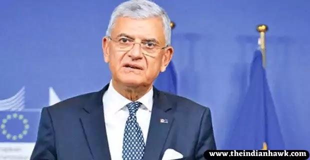 United Nations General Assembly President Volkan Bozkir