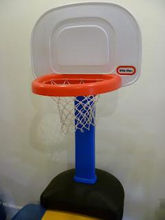 Little Bb Shop Little Tikes Basketball Hoop