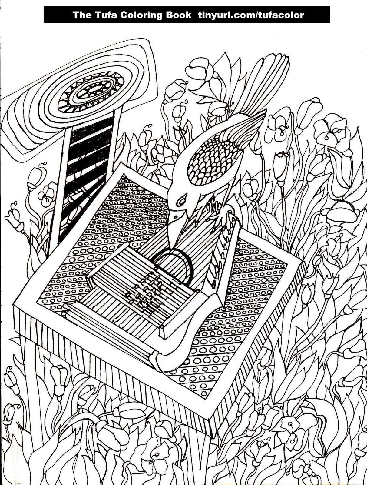 drying out my masterpiece number 2703 free coloring page autoharp