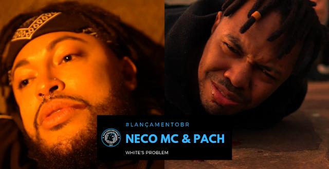 White's Problem | O modus operandi do Estado genocida é retratado no clipe do Pach e Neco MC