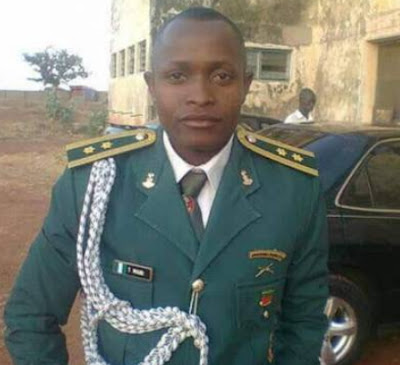 nigerian soldier commits suicide chibok