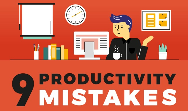 9 Productivity Mistakes You're Making in the First 10 Minutes of Your Day