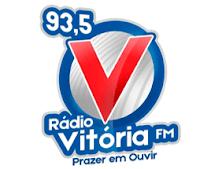 Rádio Vitória FM 93,5 de Vitória de Santo Antão PE