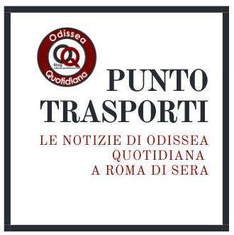 Punto Trasporti - Odissea Quotidiana e Roma di Sera 19/6/2020