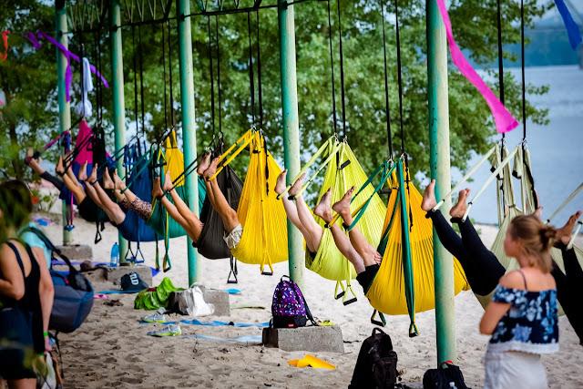 Фестиваль йоги Vedalife