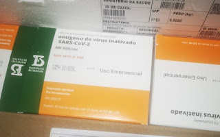 Governo da Paraíba distribui vacina contra Covid-19 e municípios devem iniciar vacinação para idosos acima de 65 anos