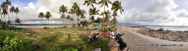 Udyavara beach Udupi