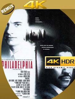 Philadelphia [1993] 4K REMUX 2160p UHD [HDR] Latino [GoogleDrive]