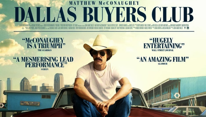 The Dallas Buyers Club movie review