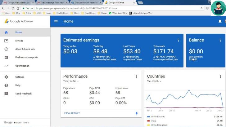 How to Receive Google Adsense and Youtube Earnings in Kenya