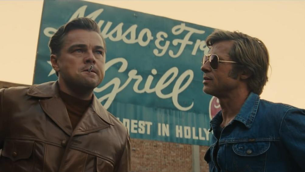 The Last Thing I See Once Upon A Time In Hollywood 2019 Movie Review