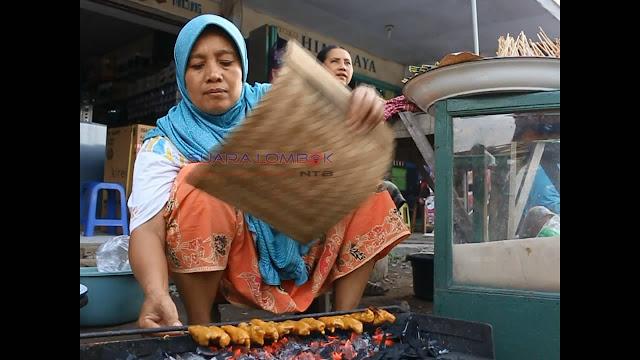 Sate Ikan Tanjung Kuliner Khas Berbuka Puasa Warga Lombok