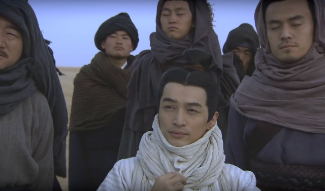 Hu Ge Sound of the Desert Episode 1