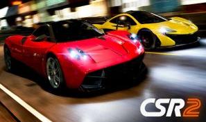 CSR Racing 2 2.9.3 b2605 Apk + MOD (Unlocked) + Data