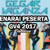 Senarai Peserta Gegar Vaganza 4 2017