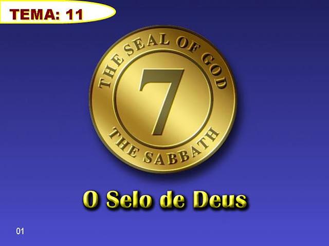 Tema 11_O Selo de Deus