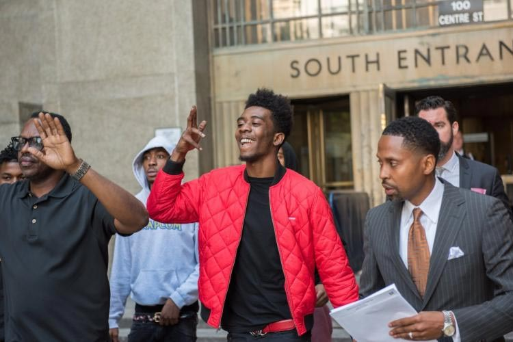 Desiigner released from cell on self recognition