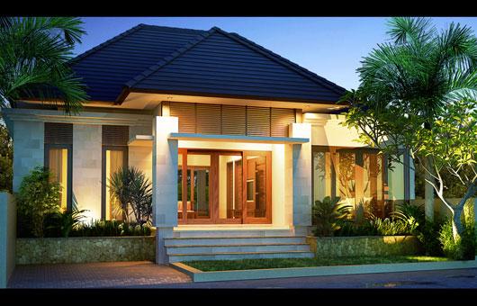 Gambar Desain Rumah Konsep Desain Rumah Idaman Type 110