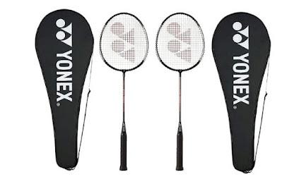 Yonex GR 303 Badminton Racquet Pack Of 2