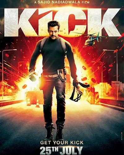Kick (2014) Movie Poster No. 1
