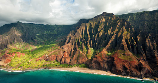 My Happy Place - Cathedrals of Napali Coast 02
