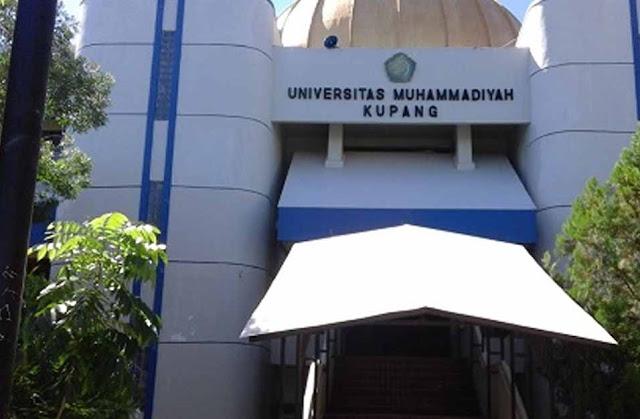 Daftar Perguruan Tinggi Swasta di Provinsi Nusa Tenggara Timur