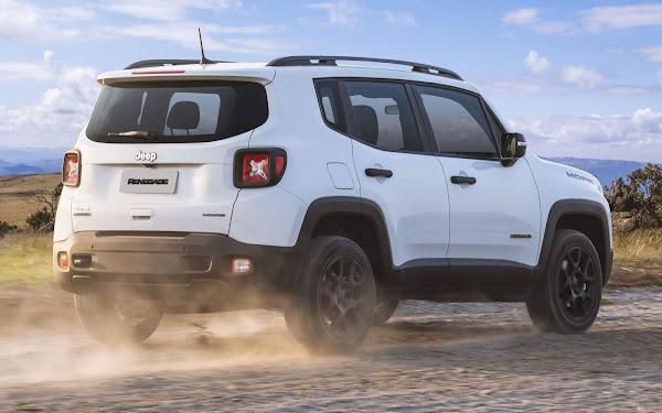 Jeep Renegade Moab 2021 diesel 3x4: fotos, preços, detalhes