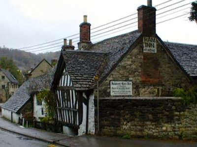 haunted Ram Inn house of england