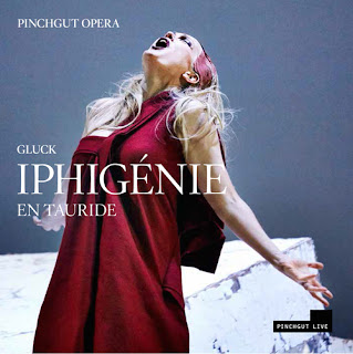 BEST OPERA RECORDING OF 2015: Christoph Willibald Gluck - IPHIGÉNIE EN TAURIDE (Pinchgut LIVE PG006)