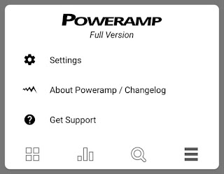 Poweramp Music Player v3 build 790 Latest  APK is Here!