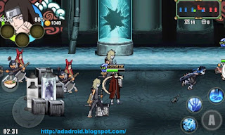 Download Naruto Senki Step Fight v1 by Abed Apk