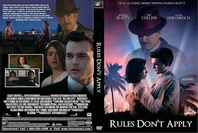 Rules Don't Apply DVD Cover