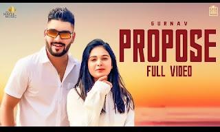 Propose Lyrics Gurnav