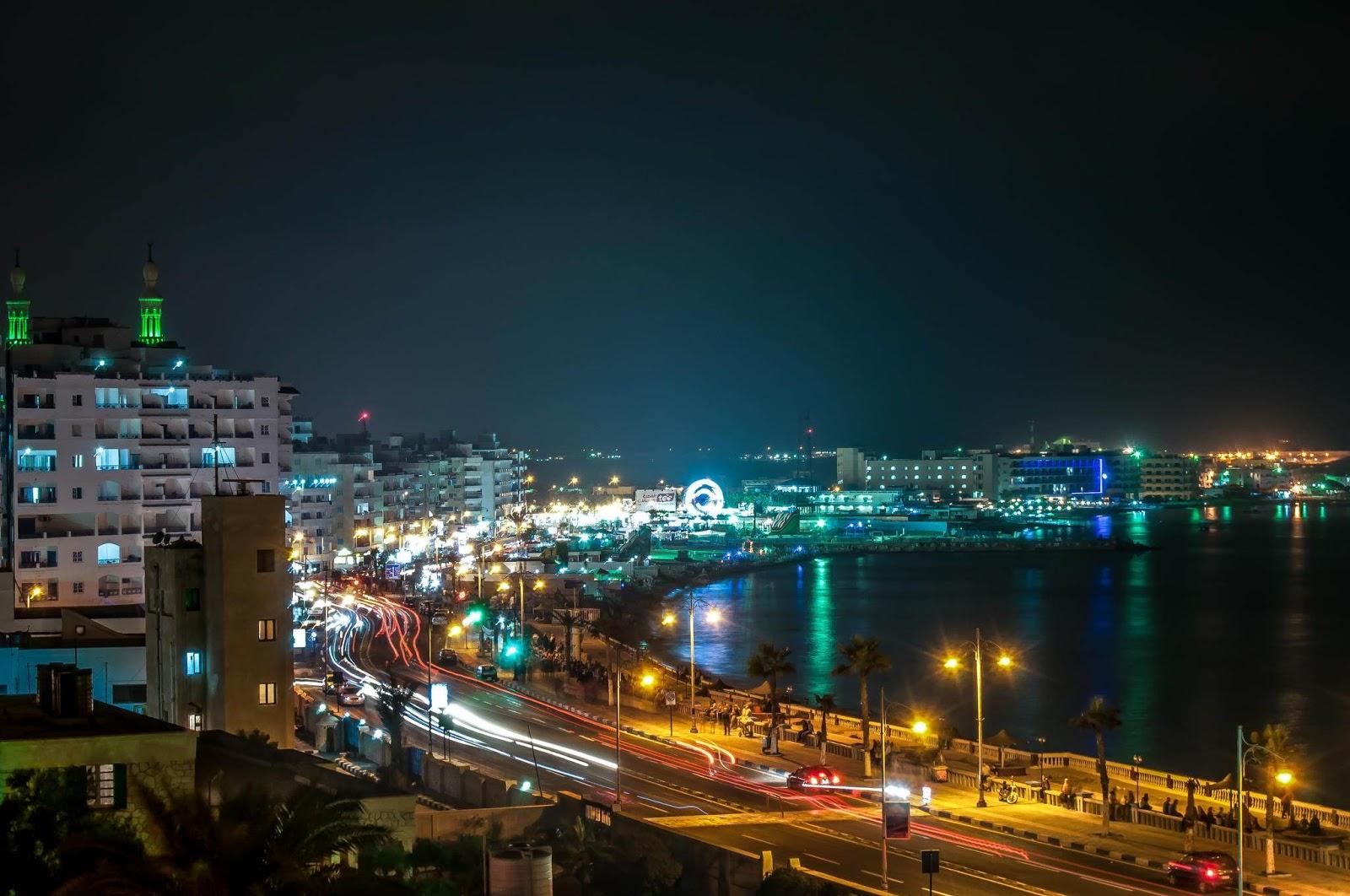 معلومات عن مرسي مطروح شواطئ وشوارع واسواق وفنادق أكبر موسوعة عن مدينة مرسي مطروح