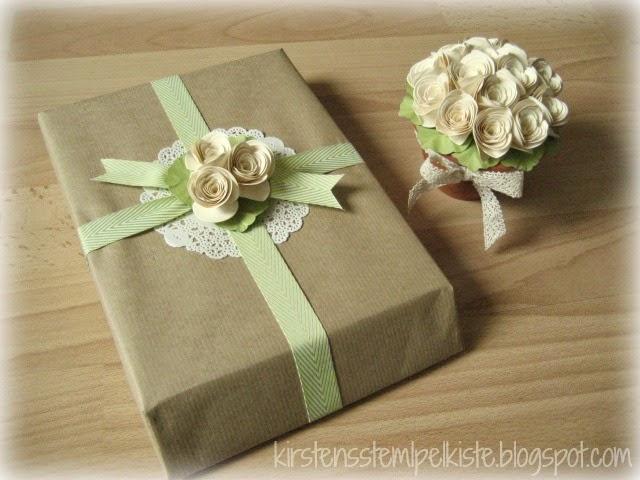 Kirsten Stempelkiste Geschenke Schon Verpacken