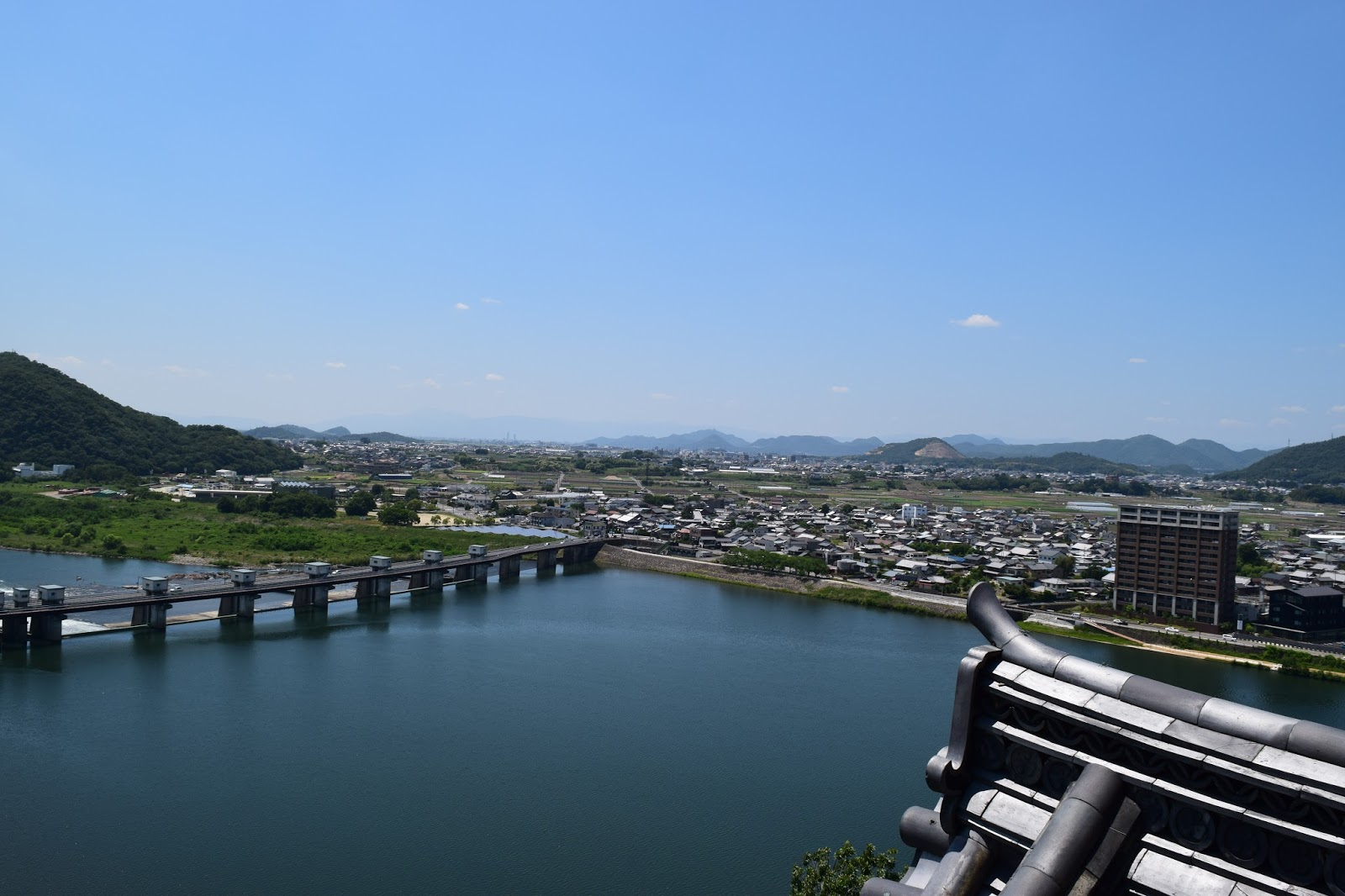 Inuyama castle view