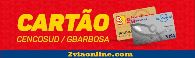 Cartão CENCOSUD: confira como gerar boleto da 2ª Via Fatura Cartão Cencosud/GBarbosa
