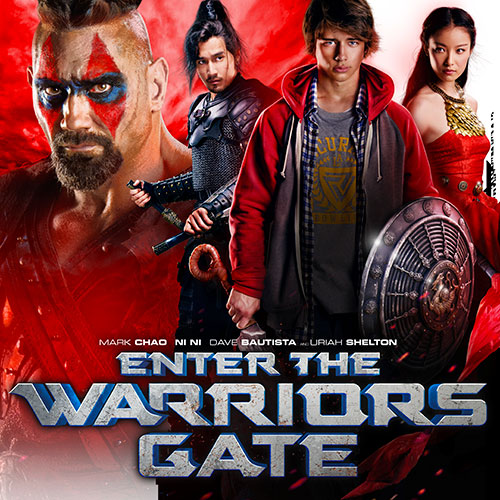 Enter The Warriors Gate (2016) China Action Movie Full HDRip 720p