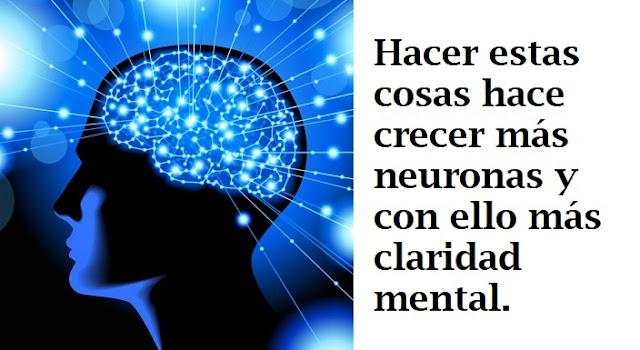 9 hábitos que renuevan las células de tu cerebro y te dan más claridad mental