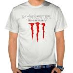 Kaos Distro Keren Monster Energy SK70 Asli Cotton