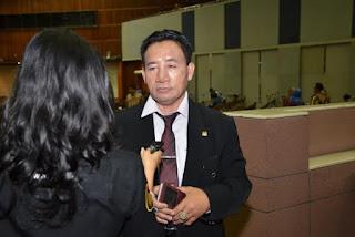 Anggota DPR Fraksi PDIP, Imam Suroso