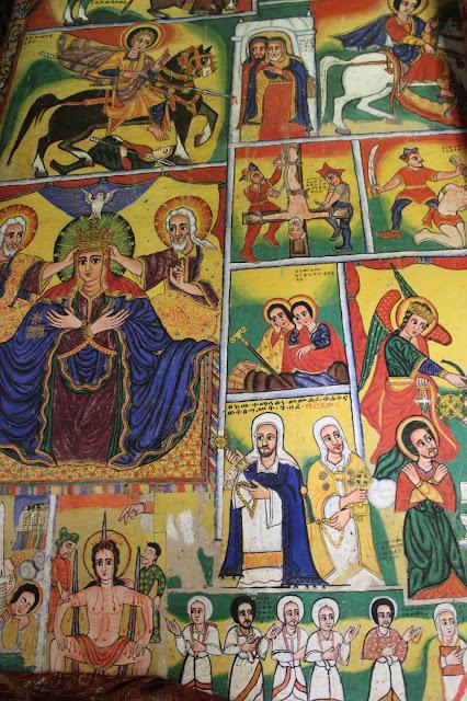 antique thiopia ortodox church