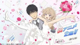 Anime Kyokou Suiri Mendapatkan Season Kedua