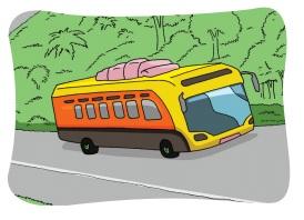 Pergi dengan Alat Transportasi www.simplenews.me