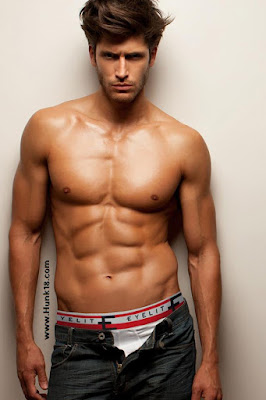 Perfect Male Underwear Model
