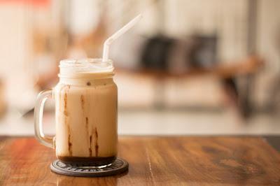 Iced Coffee Protein Shake