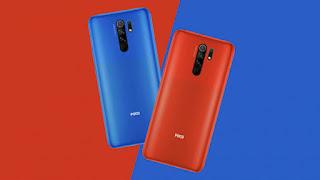 spesifikasi dan harga Xiaomi Poco M2