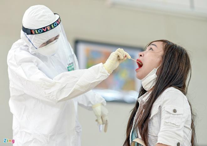 Thêm 7 bệnh nhân mắc Covid-19